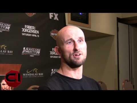 Bubba McDaniels emotional interview after Win at TUF Finale