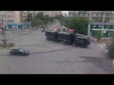 Форсаж-9. В Грузии на улицах города Рустави снимают новый американский боевик