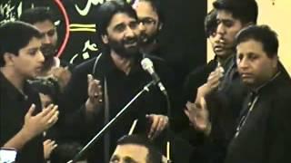 Nadeem Sarwar at JIC - Muharram 1435