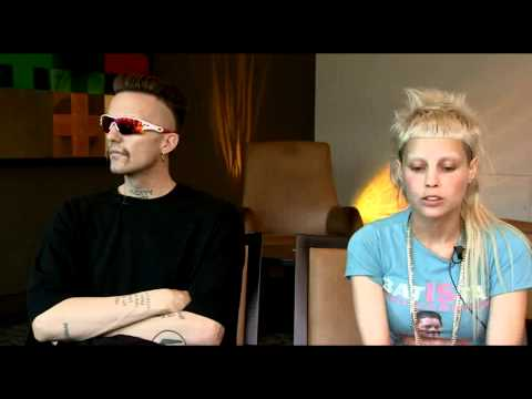 Die Antwoord Extended Uncut Interview