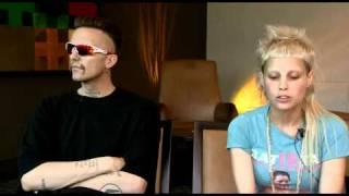 Die Antwoord Extended Uncut Interview
