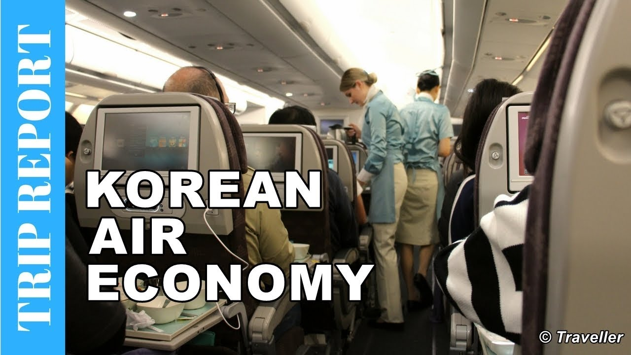 A Travel Review Korean Air