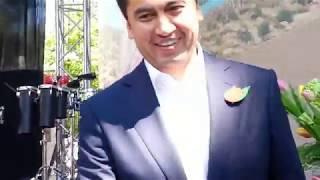 Международный Фестиваль Путь Тюльпана  Шымкент Арбат