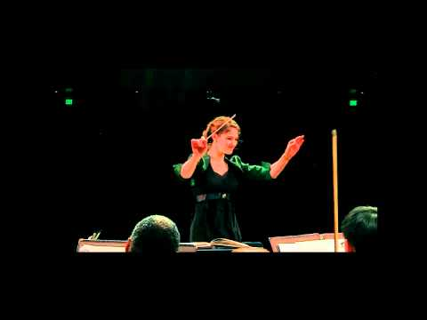 "Peer Gynt No. 1, Op. 46 ""In the Hall of the Mountain King"" 4/4 Rebecca Lord, Conductor"