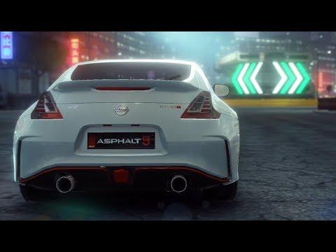 Asphalt 9: Legends - Nissan 370Z NiSMO - Test Drive Gameplay (PC HD) [1080p60FPS]