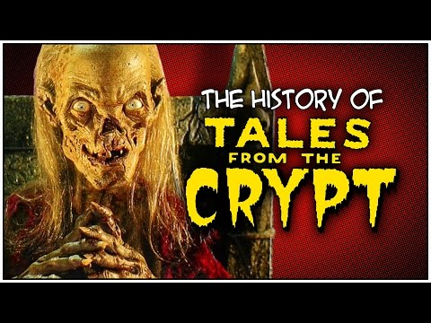 The History Of Tales From The Crypt