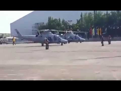 Philippine Air Force AW-109 Helicopter | Philippine Air Force Assets