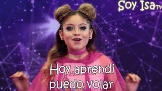 """""""Todo puede cambiar"""" Elenco Soy Luna 3,Karol Sevilla letra"""