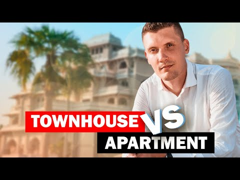 Investment: Townhouse vs apartment.