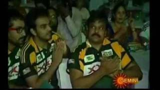 Gambar cover Tollywood Trophy T20 Dress Launch Videos13