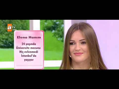 Esra Erol Rus Elena'yı Gören Çıldırdı