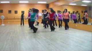 We Own The Night - Line Dance (Dance & Teach in English & 中文)