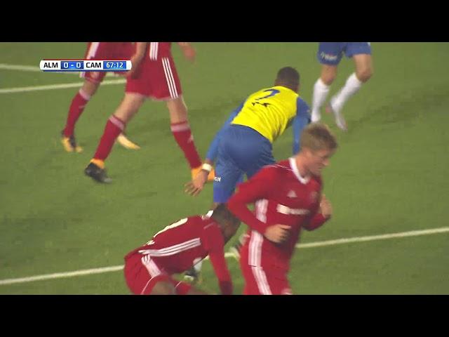 Samenvatting: Almere City FC - SC Cambuur Leeuwarden (1-1)