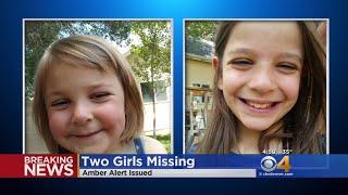 Amber Alert Issued For 2 Utah Girls