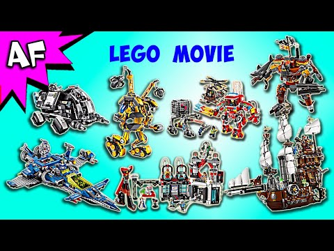 Every LEGO MOVIE Set - Complete Collection!