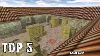 Counter Strike 1.6 - Top 5 ninja defuse