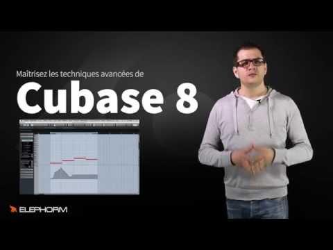 Formation vidéo Cubase 8 - Techniques Avancées avec Elephorm