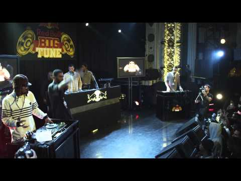 Producer Battle in Chicago - Red Bull Big Tune - NATIONAL FINALS