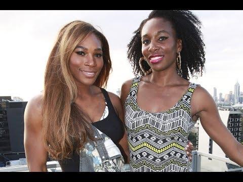 is Serena Williams and Venus Williams Trangender Transsexual( the real illuminati)