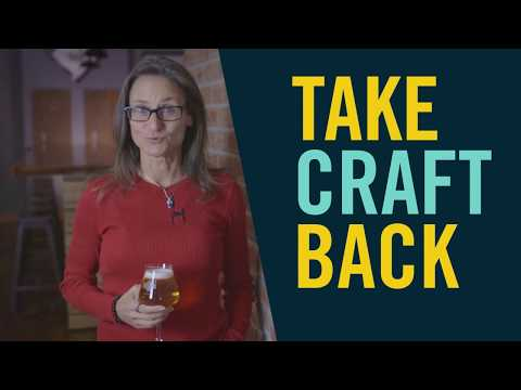 Brewers Toolkit: Take Craft Back