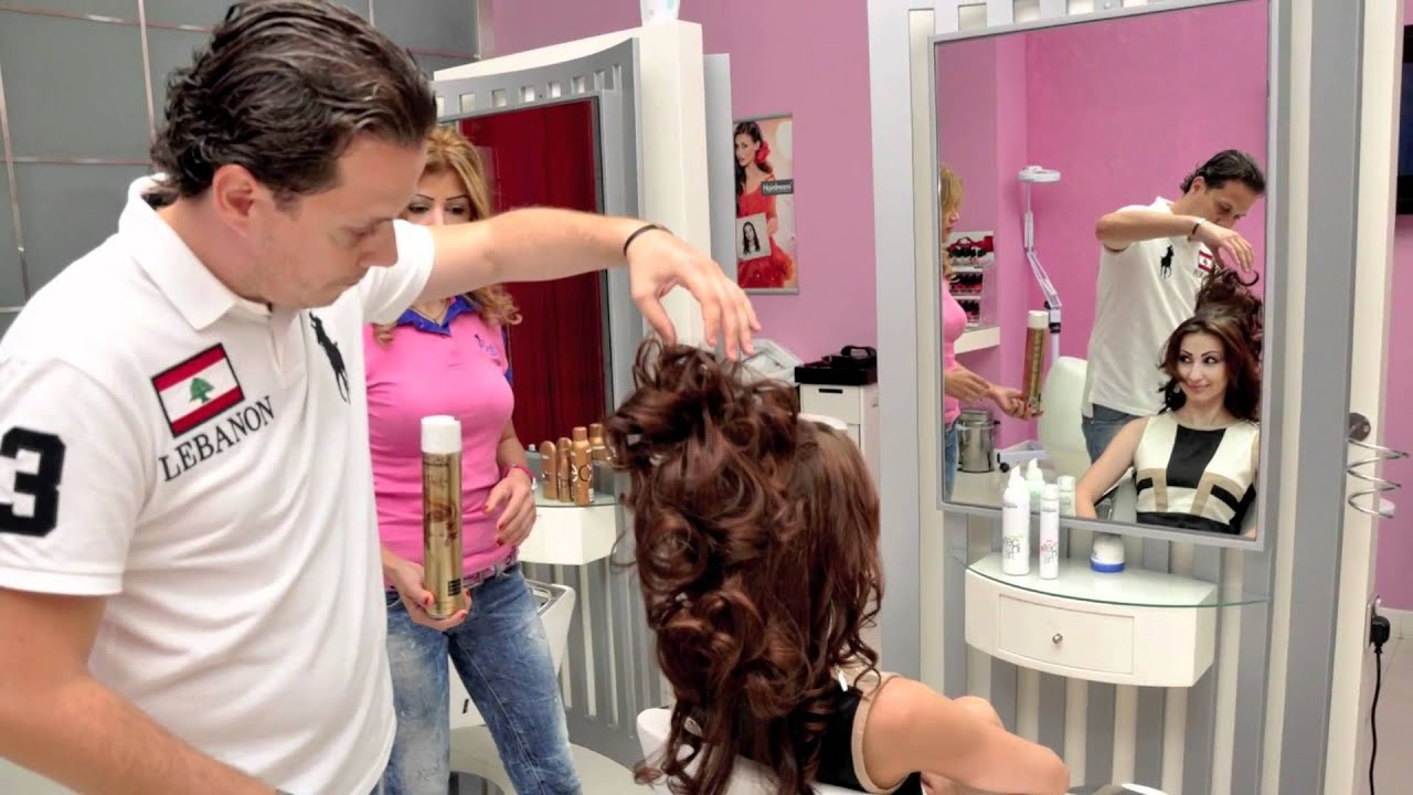 Hairdressers Offers : Bare Salons: Ladies Salon in Dubai - YouTube