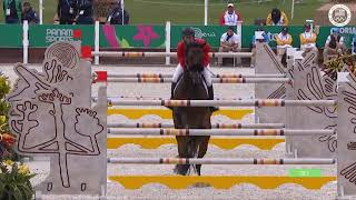 Beezie Madden Competes In Jumping | Pan American Games Lima 2019