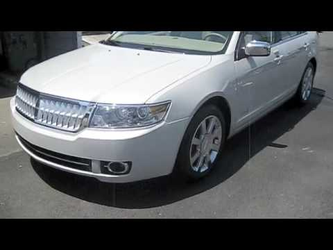 Lincoln MKZ Complete Detailing, Start Up, and Full Tour