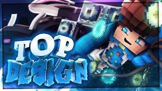 TOP 10 Minecraft CAPES - TOP DESIGN of the Week #05 | BaumBlau