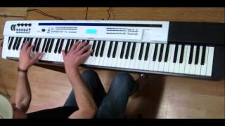 Suite Madame Blue (Styx) - Piano Cover