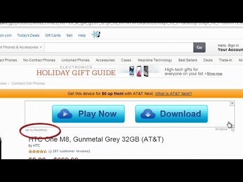 How to remove Ads by CheckMeUp (Removal guide)