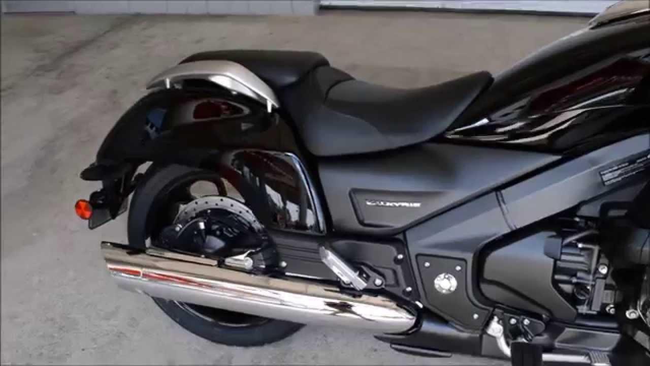 2014 Valkyrie Start Up / Exhaust Sound Clip Video - Honda ...