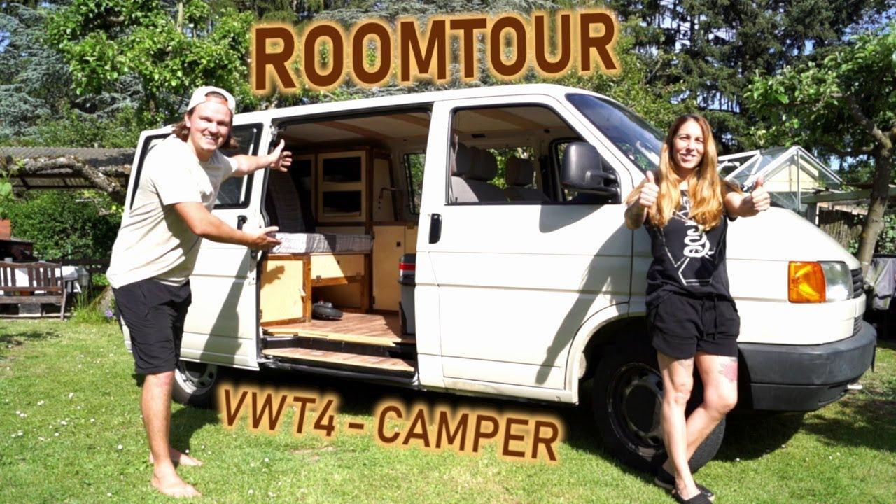 ROOMTOUR - VW T9 - CAMPER VAN - DIY WOHNMOBIL AUSBAU inkl. STERNENHIMMEL