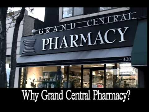 GRAND CENTRAL PHARMACY