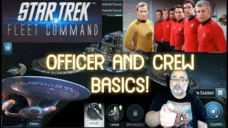 Star Trek Fleet Command - Officer & Crew Guide – Mastering and Learning Officer and Crew Loadouts!!! screenshot 3