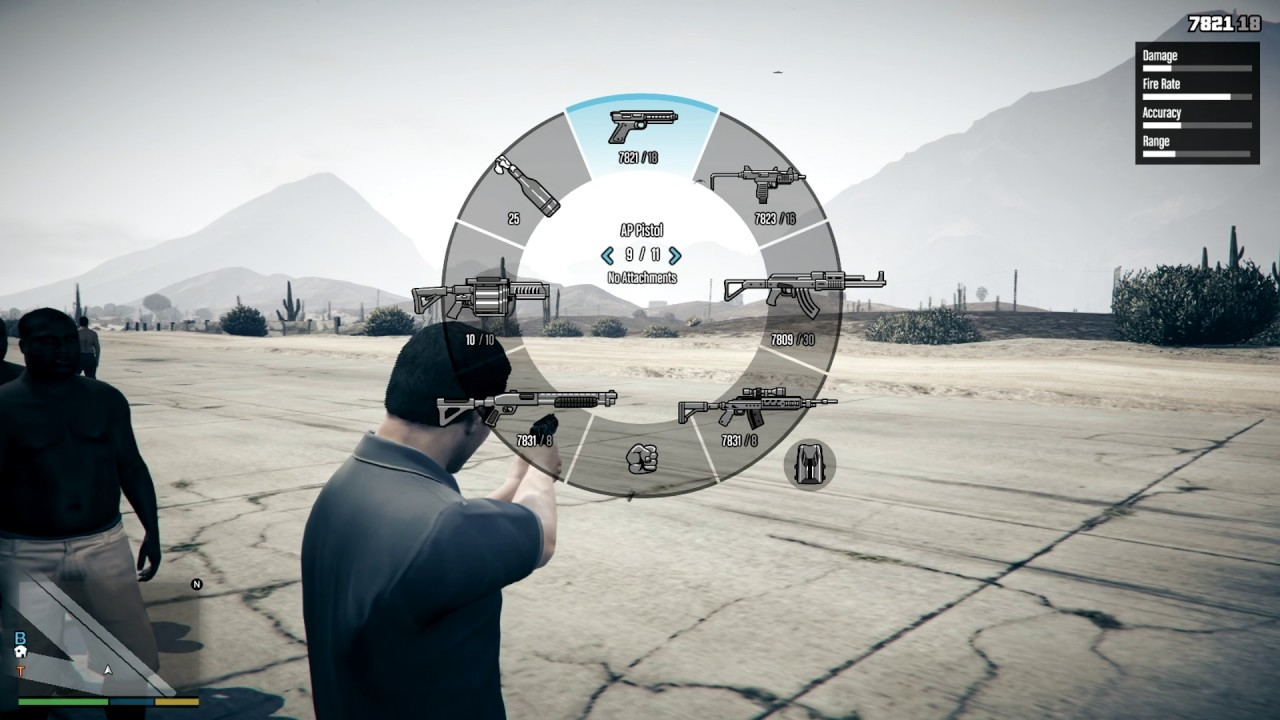 How much does the GTA 5 42