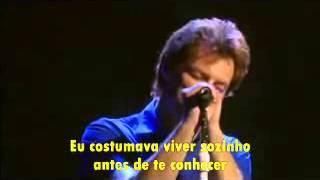 Bon Jovi - Allelujah Tradução