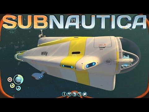 BUILDING the CYCLOPS SUBMARINE - Subnautica Gameplay Playthrough - Episode 19