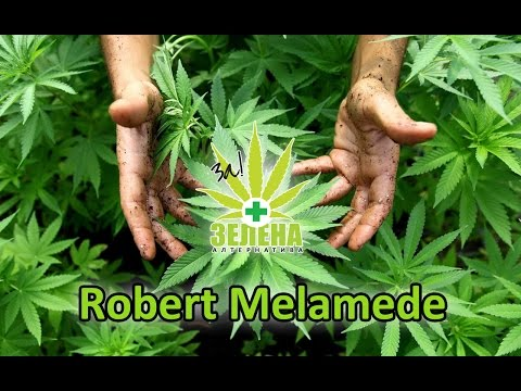 Robert Melamede | Demystifying Cannabis in Macedonia 2014