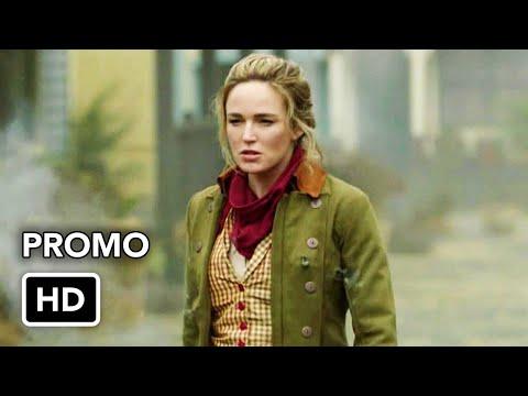 "Download DC's Legends of Tomorrow 6x08 Promo ""Stressed Western"" (HD) Season 6 Episode 8 Promo"