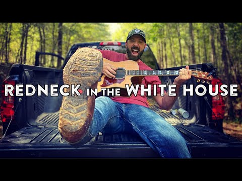 """We need a REDNECK in the White House"" 