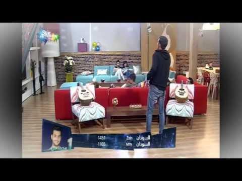 رفاييل ومروان يقلدون حنان الخضر بحركة الارنب هههههههه