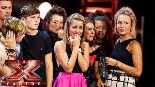 New Girl Group sing Lily Allen's Somewhere Only We Know | Boot Camp | The X Factor UK 2014