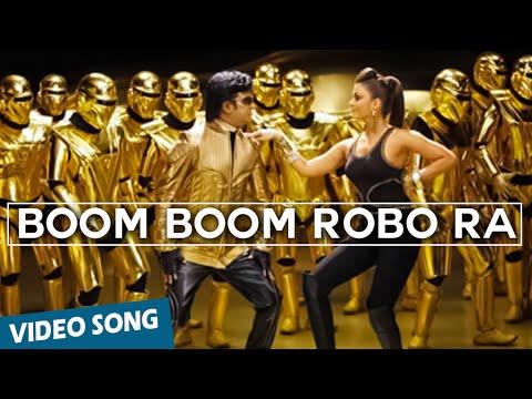 Boom Boom Robo Ra Official Video Song | Robot | Rajinikanth | Aishwarya Rai | A.R.Rahman mp3
