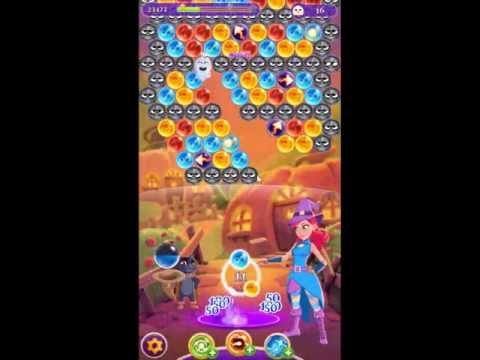 Bubble Witch Saga 3 Level 216 - NO BOOSTERS 🐈