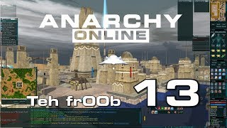 Anarchy Online 18.8 -  Trying fr00b 13