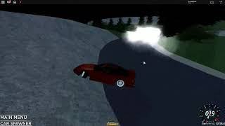 roblox perfect shift the new map and drifting in a 240sx