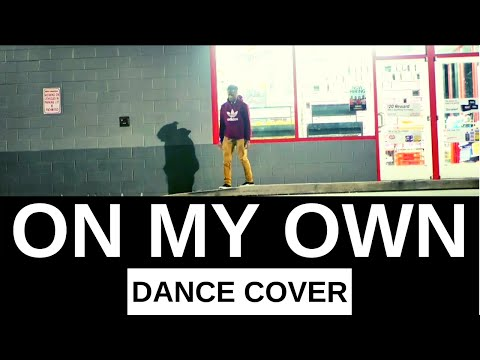 Jaden Smith - On My Own | Dance Cover by Diavion Nicolas #TheVative