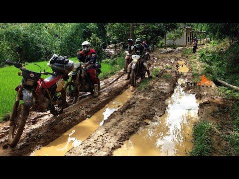 2017 Touring Season Dirt Bike Tours Of Vietnam With https://offroadvietnam.com