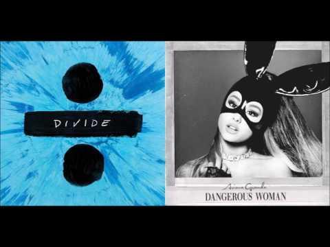 Perfect Moonlight - Ed Sheeran vs Ariana Grande (Mashup)
