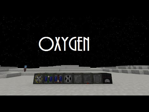 Galacticraft- How to Collect and Use Oxygen